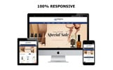 Shopping Super Market - Responsive OpenCart Template