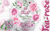 Tea-Rose PNG Watercolor - Bundle Big Screenshot