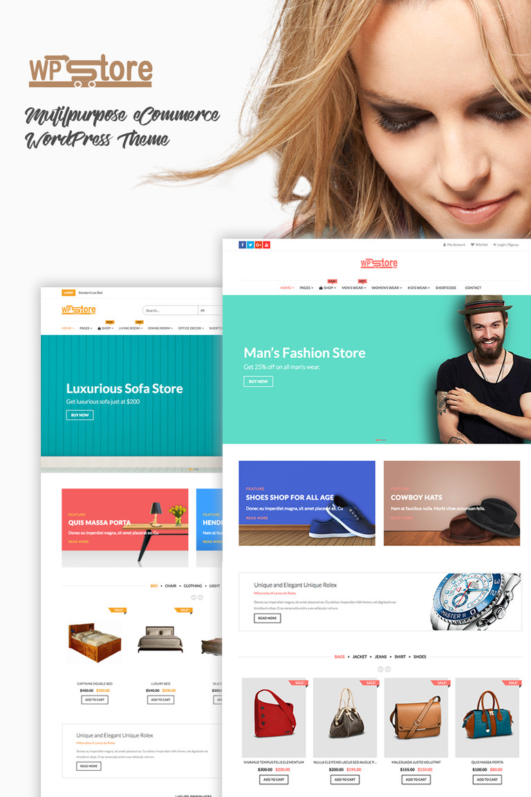 db8d8344d WP Store Pro - WooCommerce Theme Big Screenshot