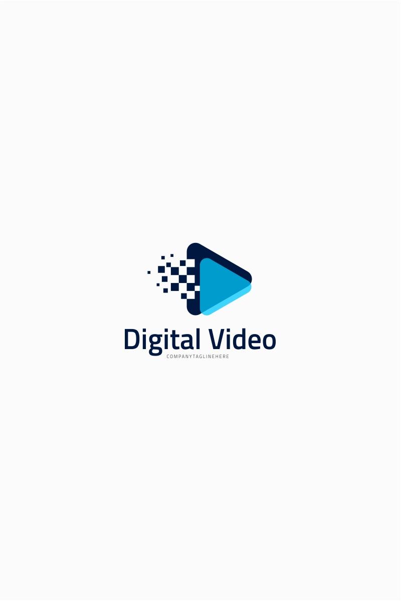 Business logo template 64753 digital video logo template wajeb Gallery