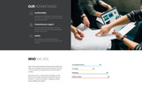 Finance Group - Accounting & Audit Multipage HTML Template Web №67262