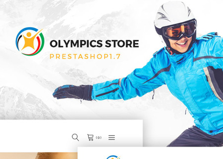 Olympics Store - Professional Sports