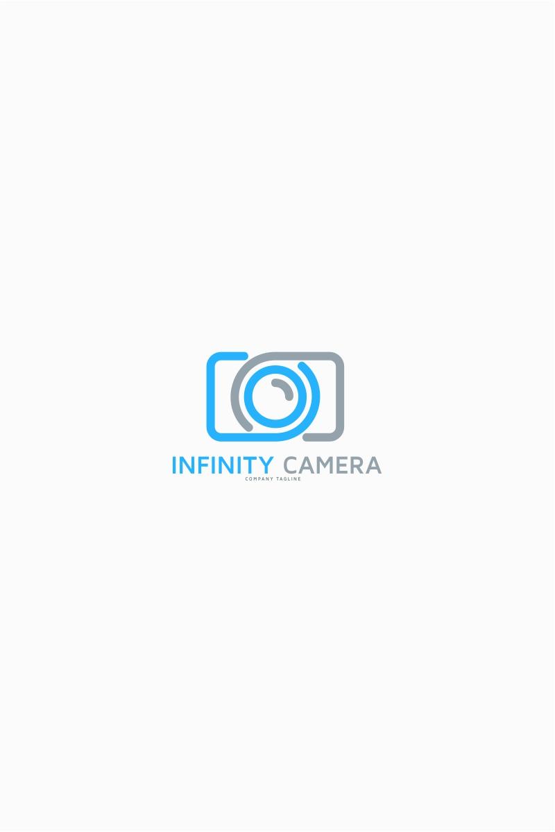 Infinity Camera Logo Template 64757