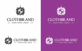 Cloth Brand Crest - Logo Template