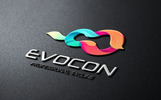 Evocon - Eco Infinity Logo Template