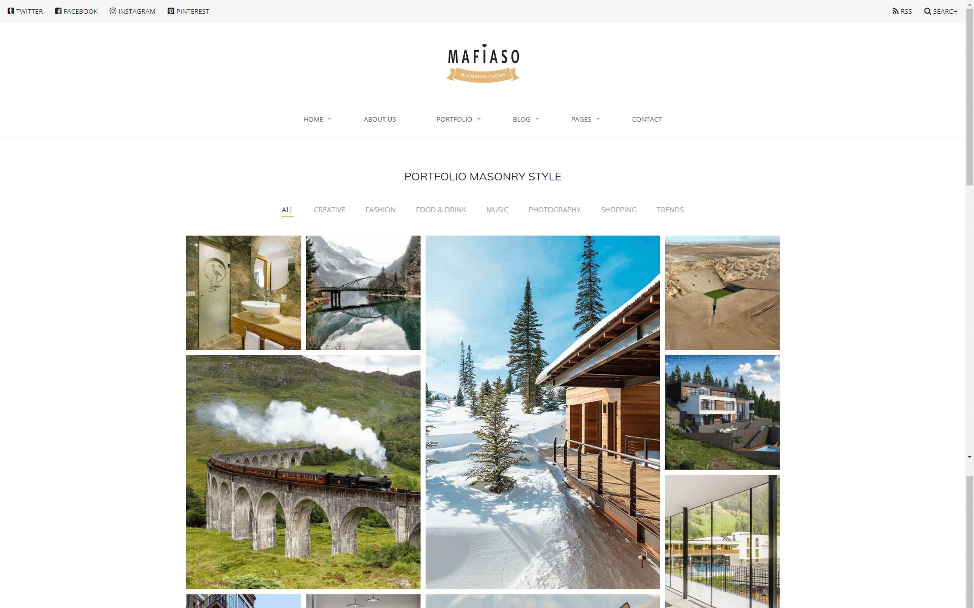 Ungewöhnlich Fotografie Webseiten Vorlagen Galerie - Entry Level ...