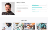Finance - Financial Adviser Agency Multipage HTML Website Template