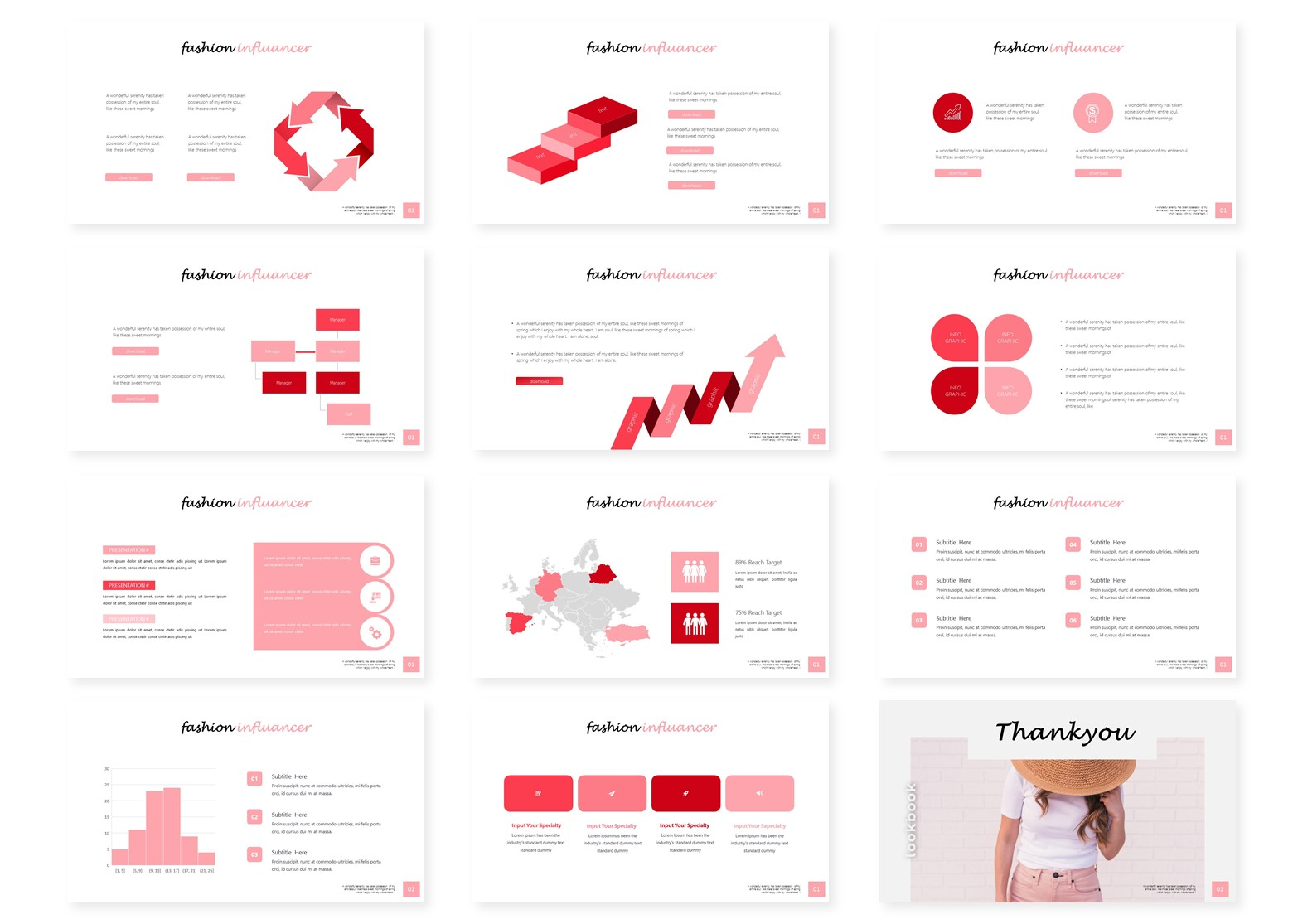 Casssuality | PowerPoint Template