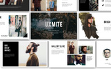 Uxmite Creative Presentation Keynote Template