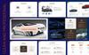 Automotiva - PowerPoint Template Big Screenshot
