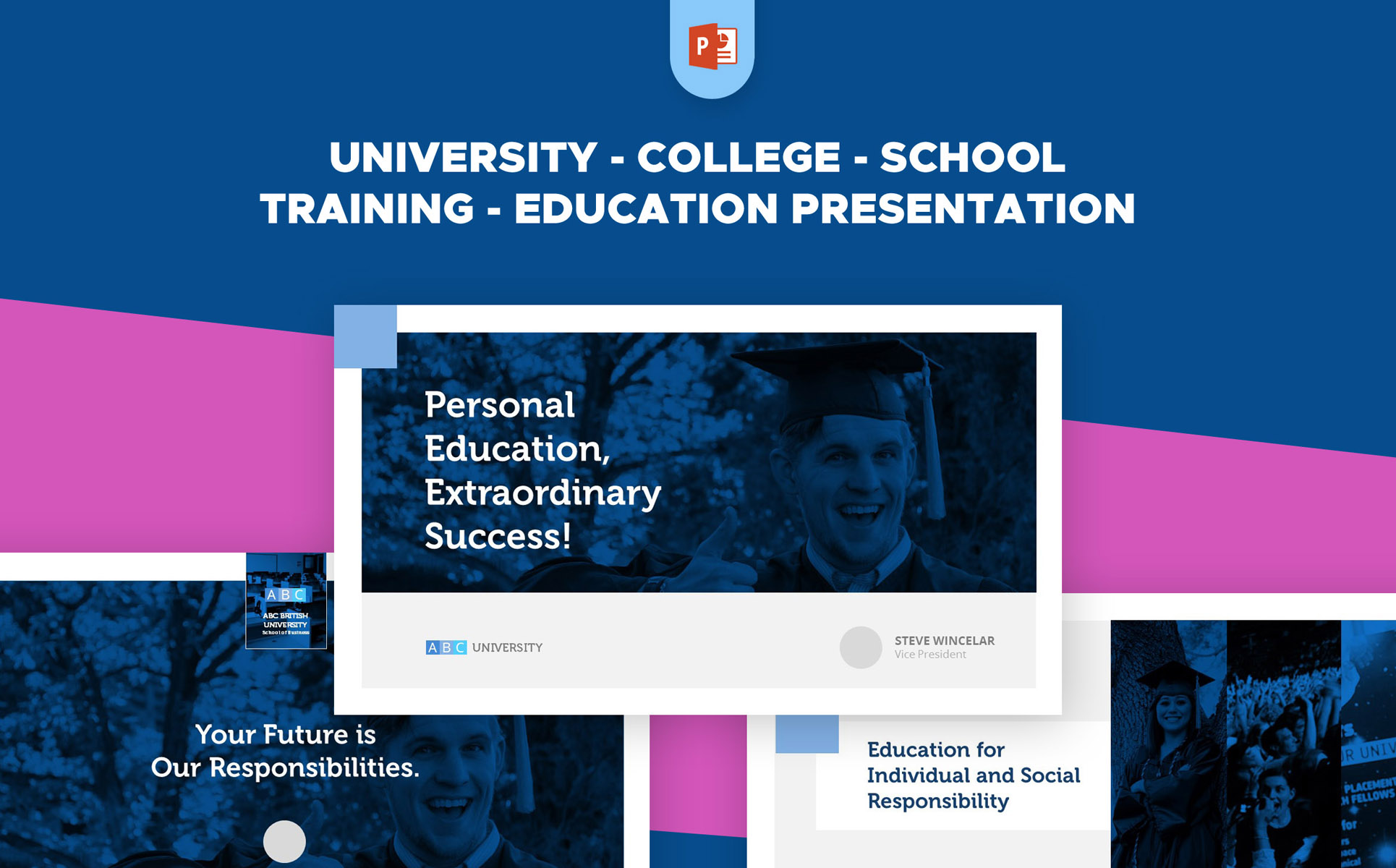 Custom college powerpoint presentations
