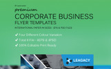 Corporate Business Flyer Corporate Identity Template