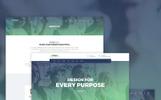 Reszponzív Profe - corporate WordPress sablon