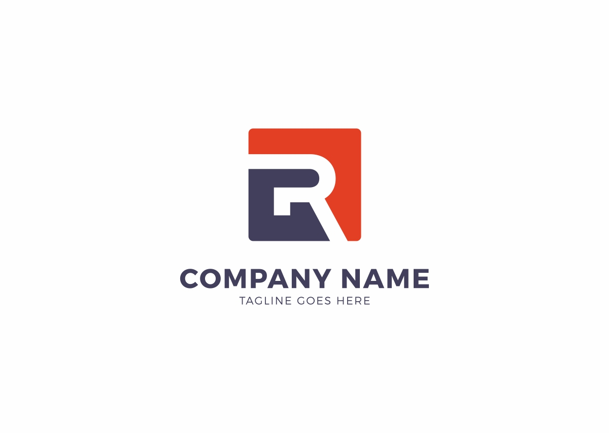 Revento r letter logo template 67483 revento r letter logo template thecheapjerseys Image collections