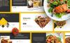 Food Presentation PowerPoint Template Big Screenshot