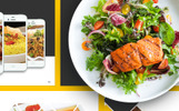 Food Presentation PowerPoint Template