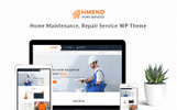 Hmend - Home Maintenance, Repair Service Tema WordPress №68664