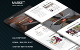Responsivt Marketing - Responsive Newsletter-mall
