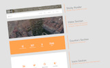 WordPress thema over Landschapsontwerp
