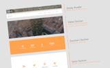 Quiet - Interior Design WordPress Theme