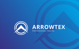 Arrowtex - Arrows Technology Logo Template