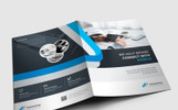 Presentation Folder - Corporate Identity Template