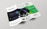 Corporate Trifold Brochure - Corporate Identity Template