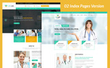 Plantilla Web para Sitio de Médicos