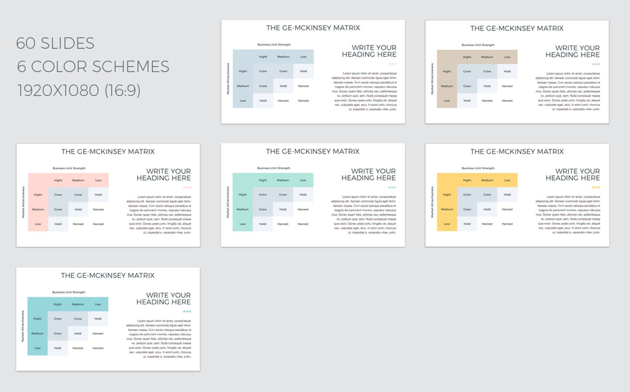 Business powerpoint template 64673 business strategy powerpoint template big screenshot wajeb Choice Image