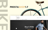 BikeRond - Bike Shop PrestaShop Theme