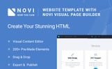 Novi - Corporate & Business Multipurpose with HTML Builder