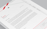 Letterhead - Corporate Identity Template