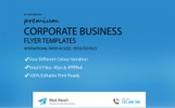 Marketing Business Flyer Corporate Identity Template