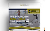 Cramnic Business Flyer Corporate Identity Template