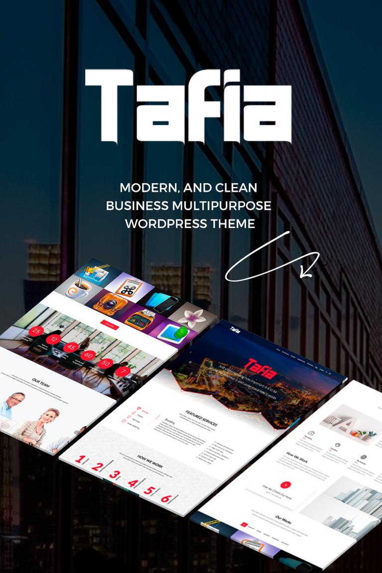 Tofito - Business Theme WordPress Theme