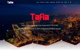 Tofito - Адаптивний WordPress шаблон бізнес-сайту