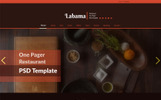 Labama Template Photoshop  №68396