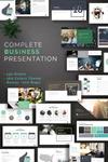 Complete Business PowerPoint-Vorlage