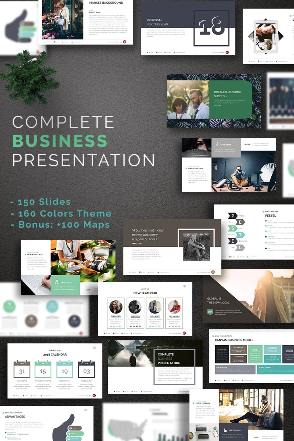 832 powerpoint templates ppt templates powerpoint themes complete business powerpoint template wajeb Images
