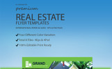 Real Estate Flyer - Corporate Identity Template