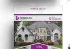 Homeslea - Real Estate Flyer Corporate Identity Template