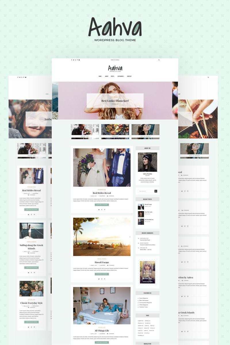 Адаптивный шаблон сайта на тему мода #64690