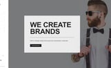 Great - Creative Agency, Corporate and Portfolio Multipurpose Website Template