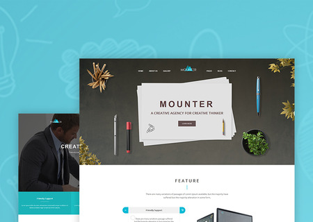 Mounter - Corporate