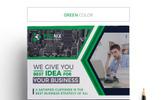 Pronix Business Flyer Corporate Identity Template