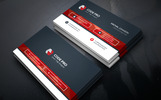 Corporate Business Card - Corporate Identity Template