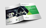 Presentation Folder Corporate Identity Template