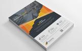 Corporate Flyer Design Corporate Identity Template