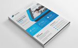 Creative Flyer Design Corporate Identity Template