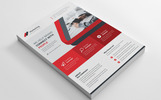 Creative Flyer Design Corporate Identity Template